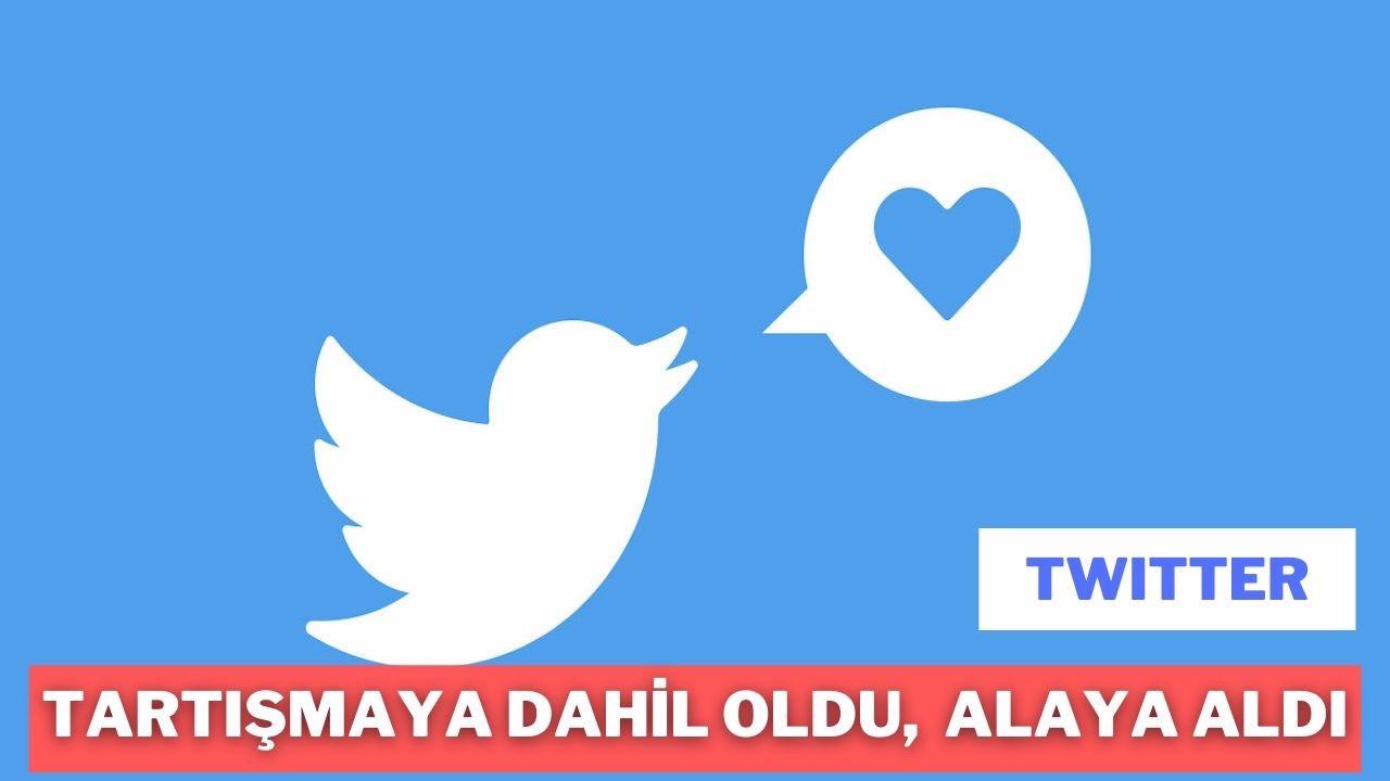 Twitter'dan WhatsApp, Instagram ve Facebook'u alay