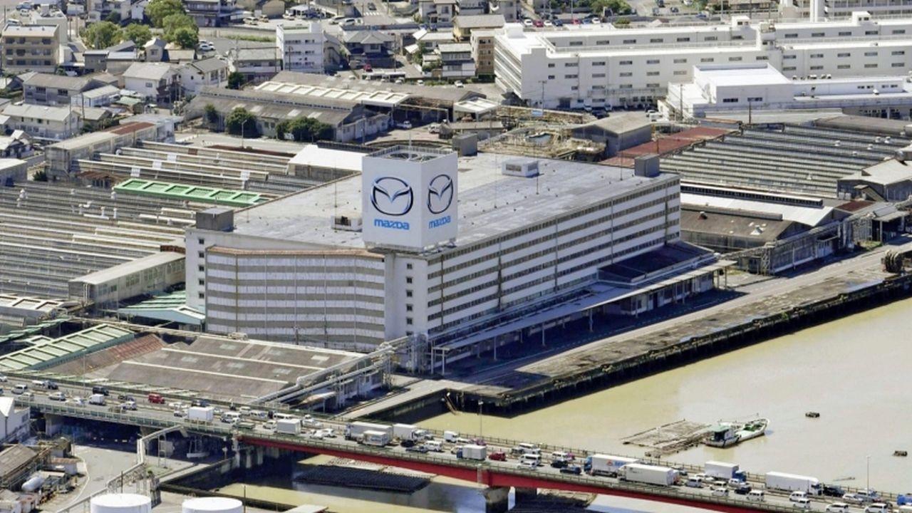 Mazda, üretime ara veriyor