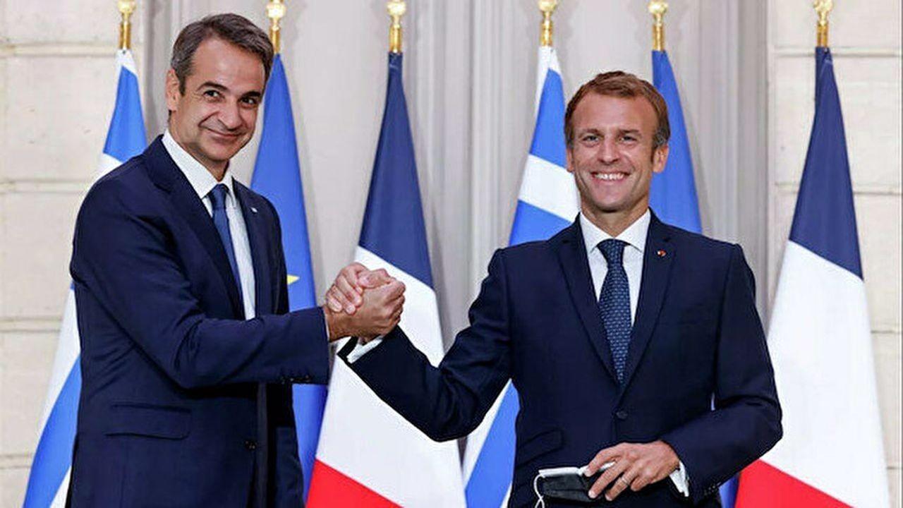 Miçotakis: saldırı halinde Fransa yanımızda olacak