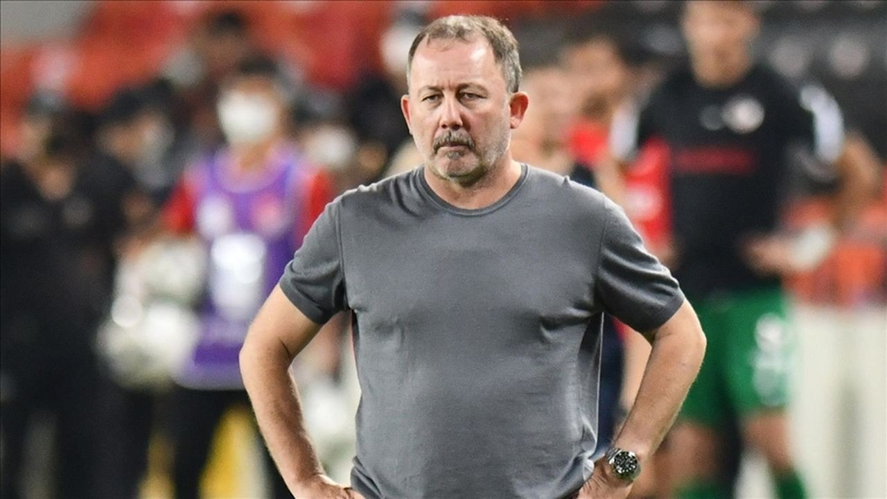 Sergen Yalçın'a bir maç ceza