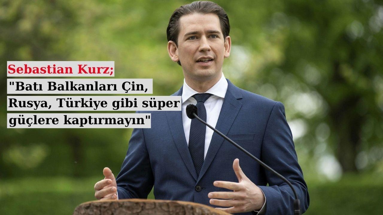 """""""Balkanları, Çin, Rusya, Türkiye'ye kaptırmayın"""""""