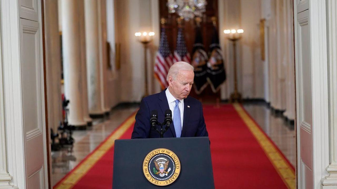 Biden'dan komiteye Trump yetkisi