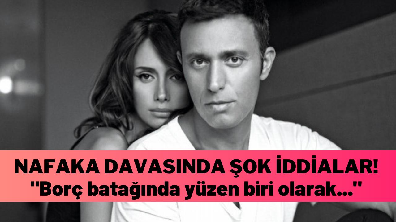 Emina Jahovic'ten şok iddia: Mustafa Sandal