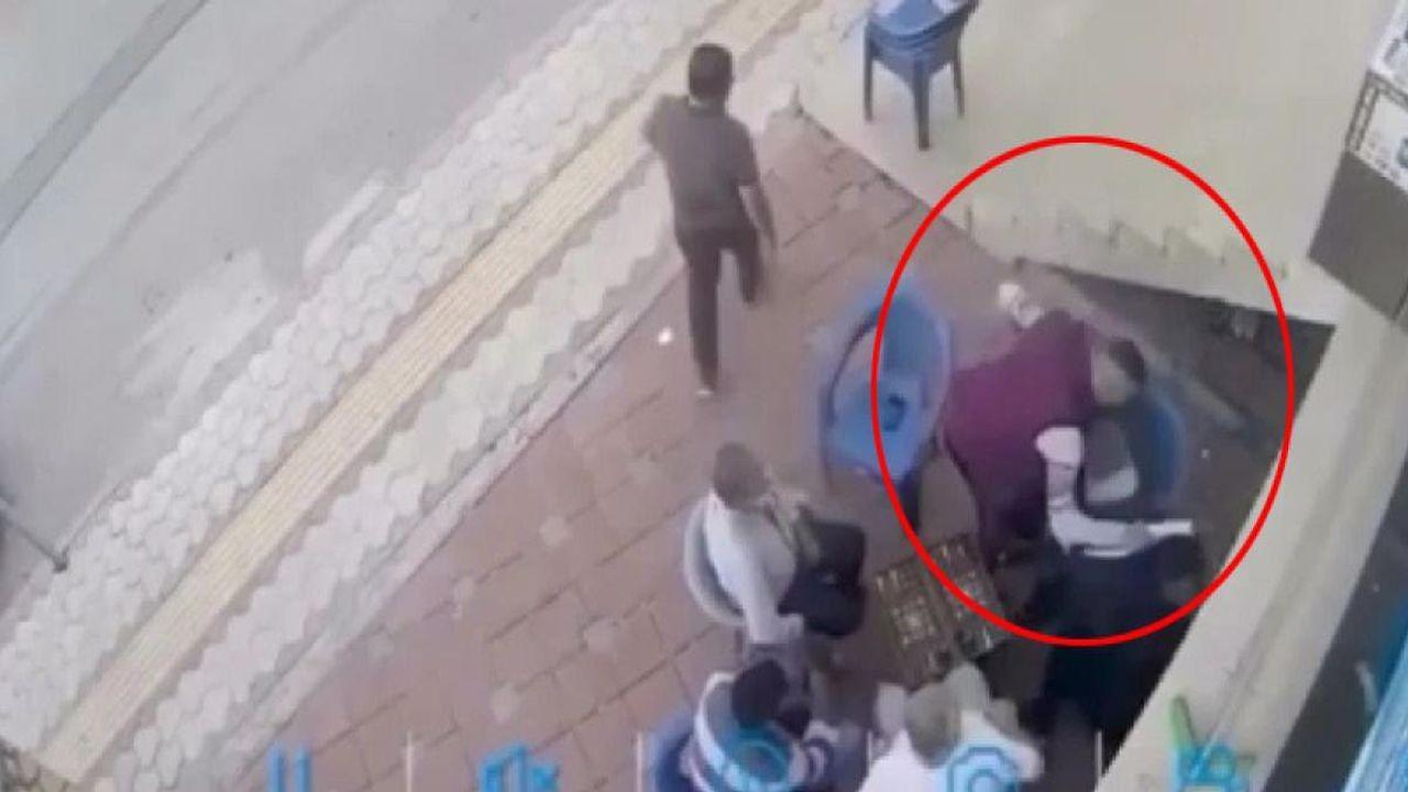 Hatay'da kadına satırlı saldırı