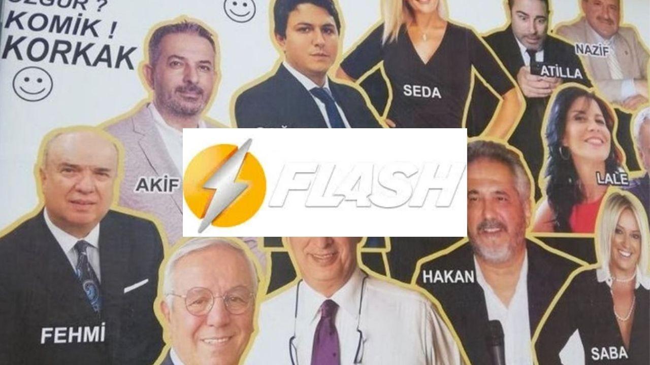 Flash TV geri dönüyor! İşte Flash TV kadrosu