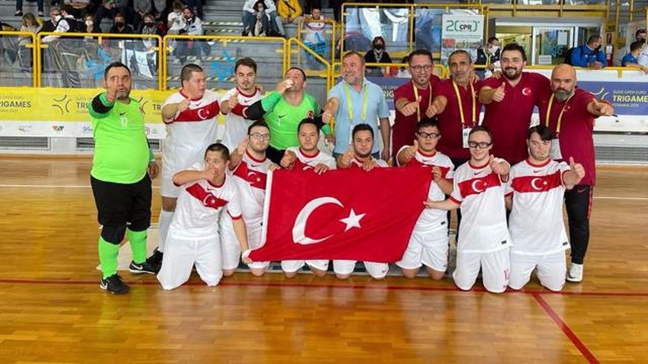 Futsal Milli Takımı Avrupa şampiyonu oldu