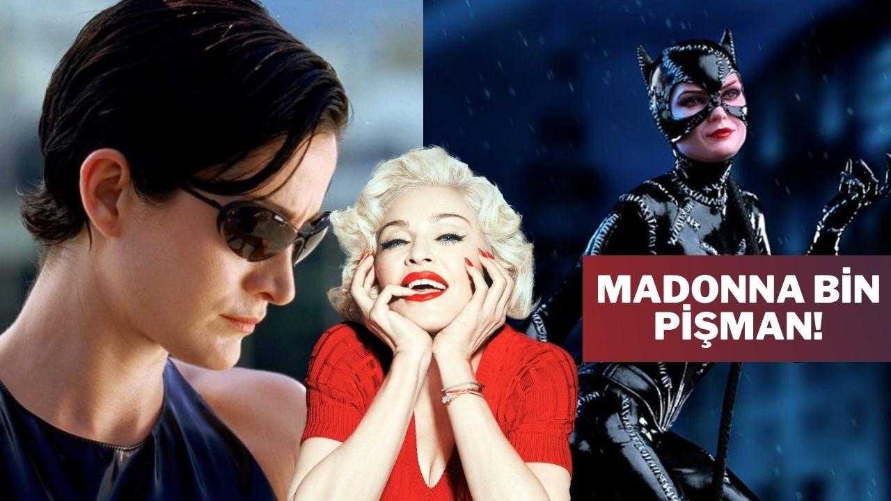Madonna: Kendimi öldürecek kadar pişman oldum