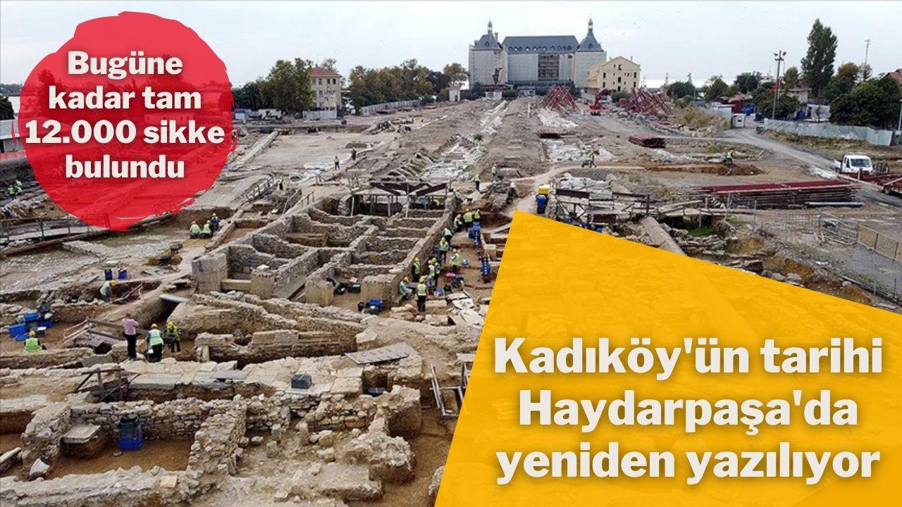 Kadıköy'ün tarihi yeniden yazılıyor
