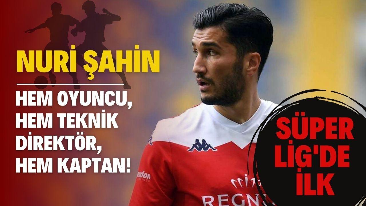 Süper Lig'de bir ilk gerçekleşebilir!