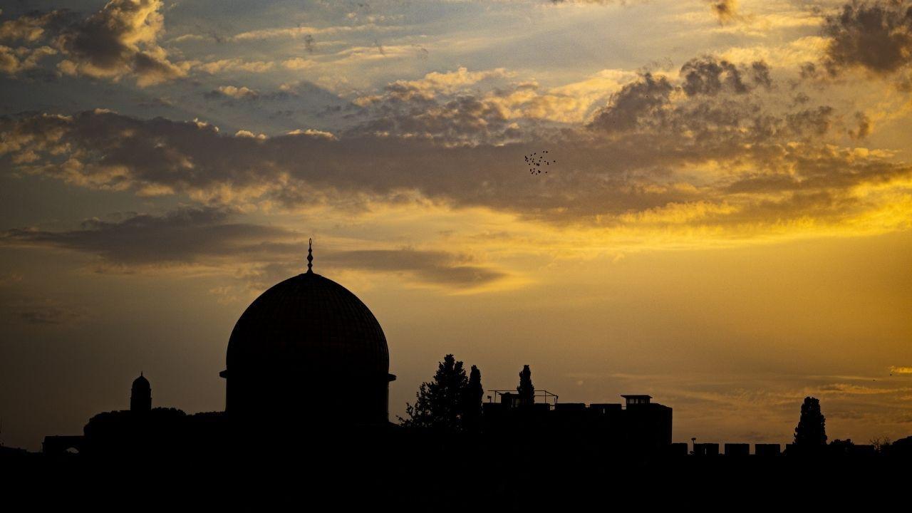 Eşsiz güzelliği ile Kudüs'ten gün batımı manzaraları - Sayfa 2