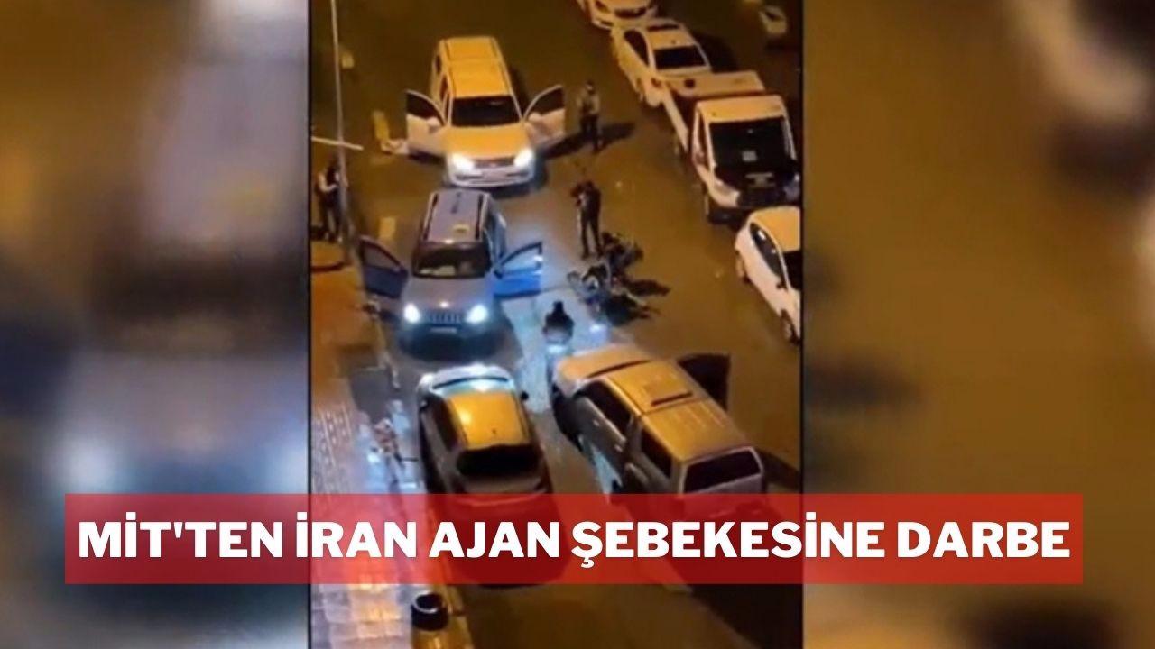 MİT'ten İran ajan şebekesine darbe