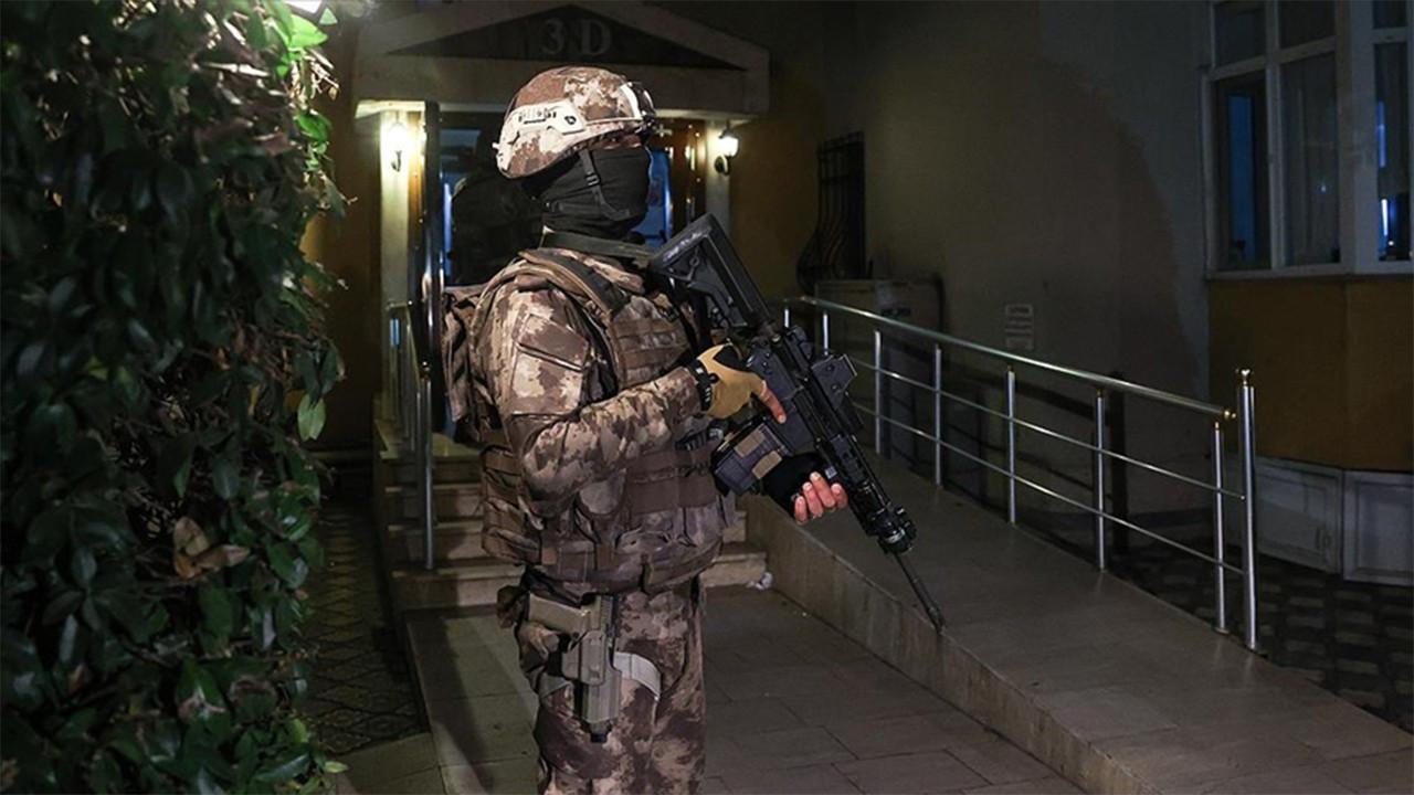 İzmir'de PKK/KCK operasyonu: 17 gözaltı