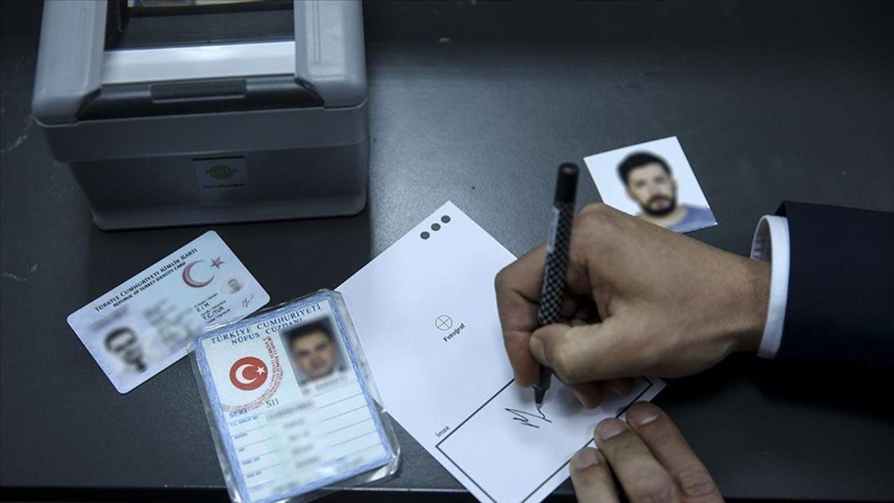 Kimlik kartlarında yeni özellik