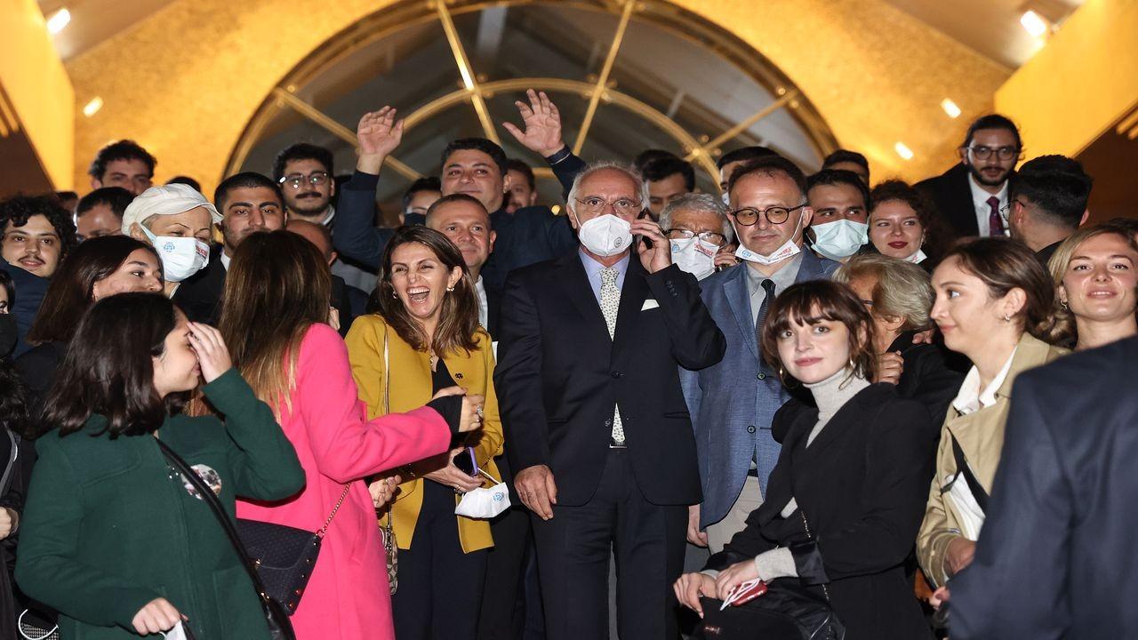 Mehmet Durakoğlu yeniden seçildi