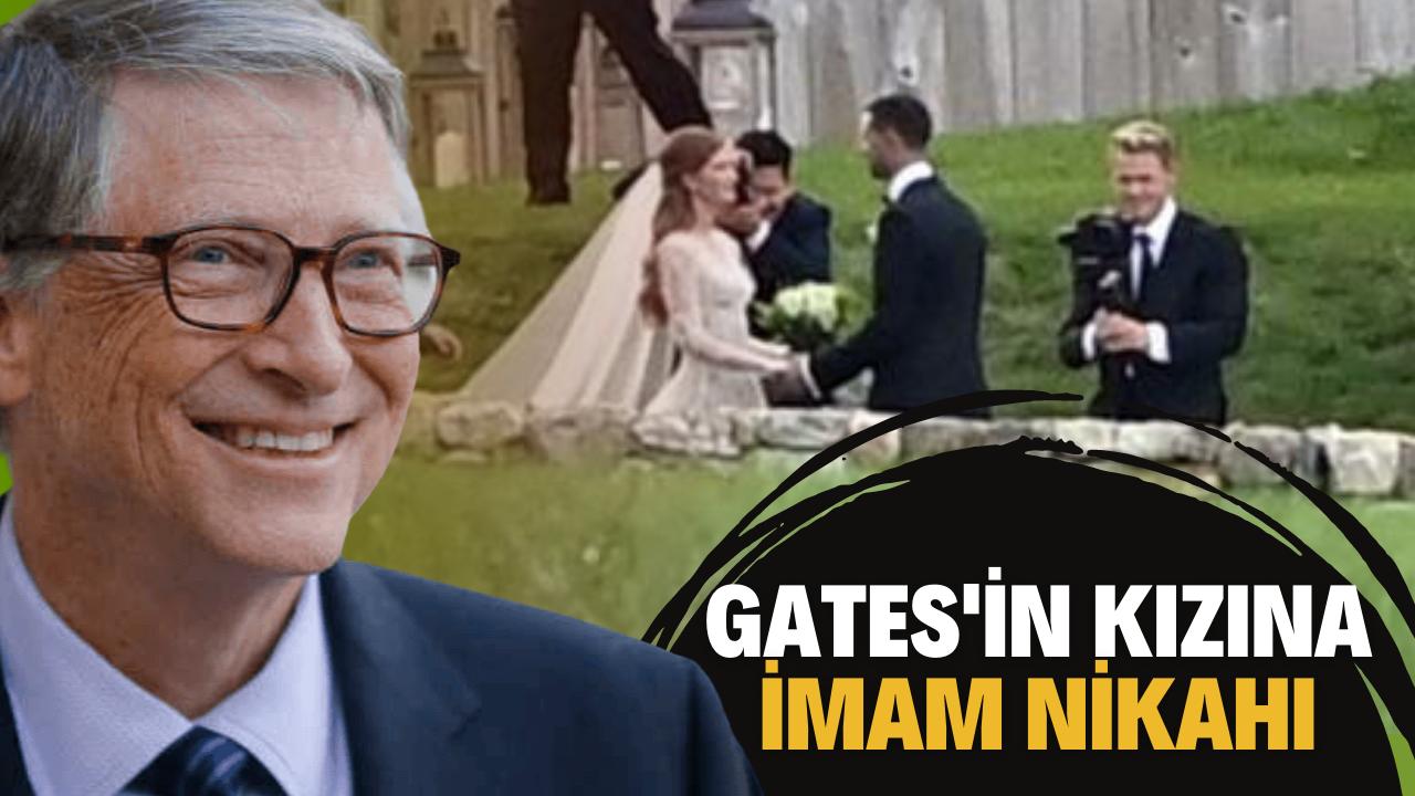 Bill Gates'e müslüman damat!