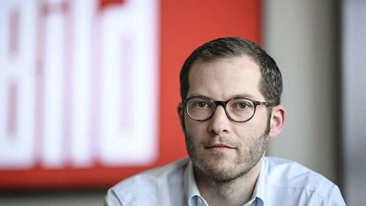 Bild gazetesinin genel yayın yönetmeni Reichelt kovuldu