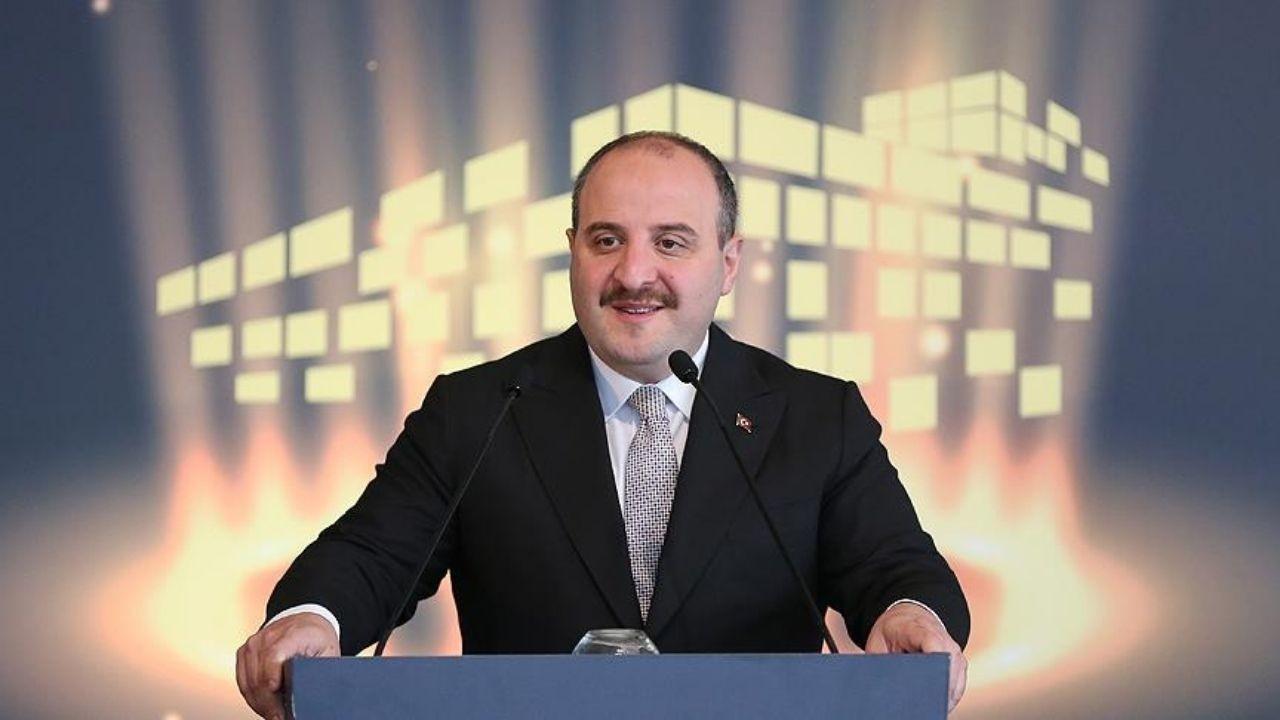 Bakan Varank, Trabzon'da 55 milyon liralık proje