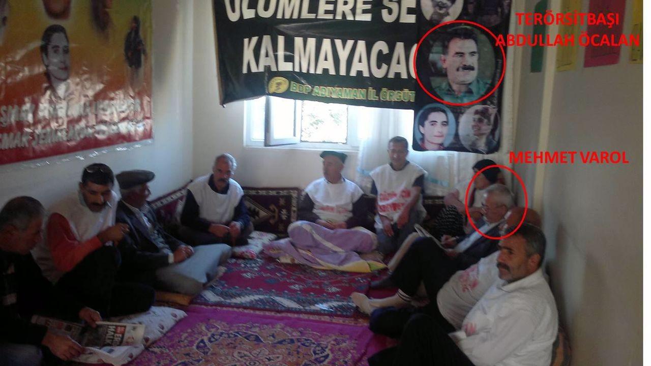 Eski HDP il başkanı gözaltına alındı