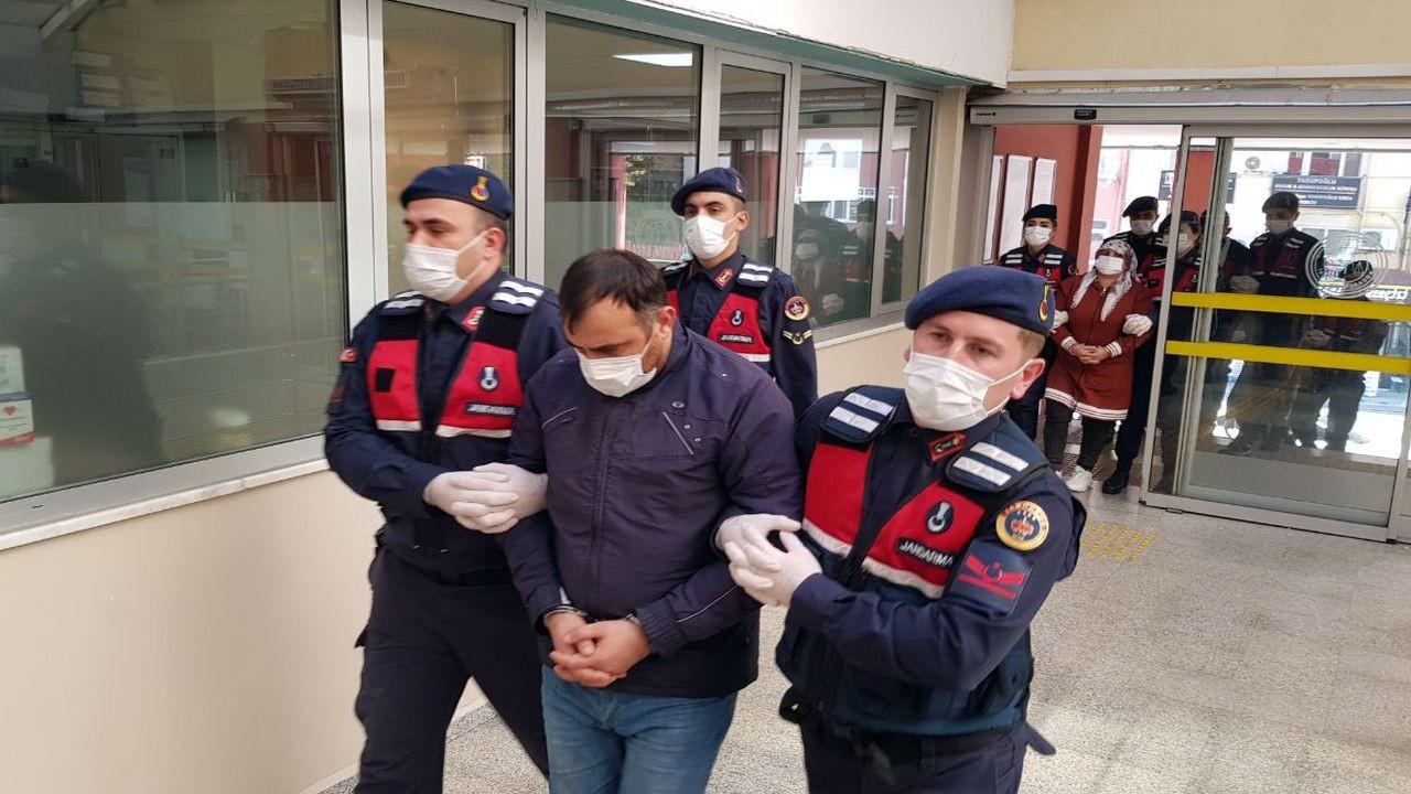Kocaeli'de yakalanan 4 PKK şüphelisi adliyede