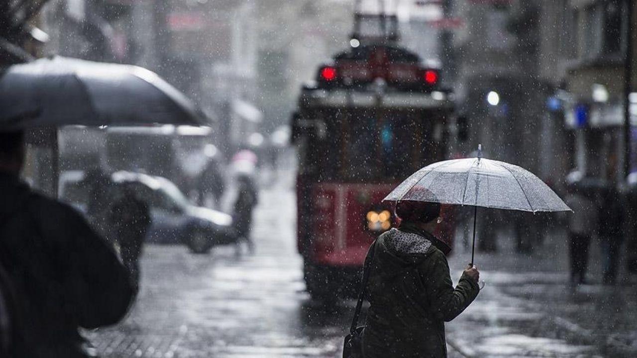 Pazartesi günü hava sıcaklığı tüm yurtta düşecek