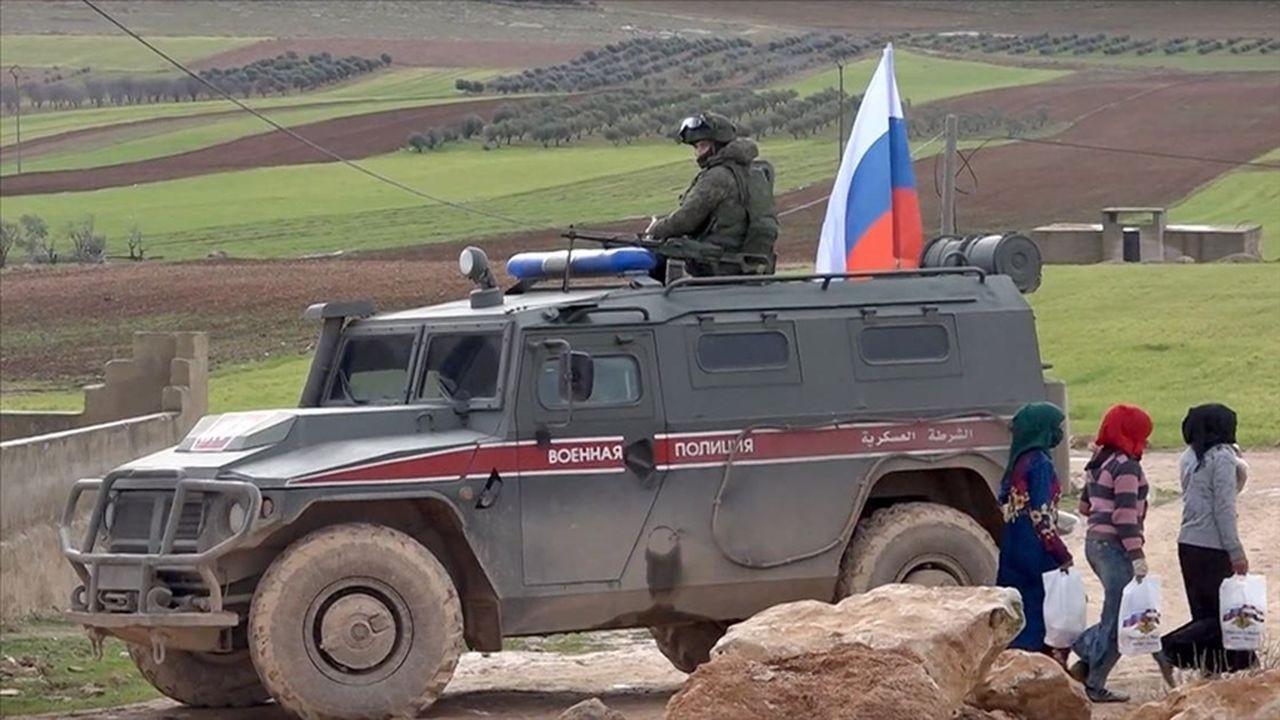 İsrail: Ruslar saldırılarımıza engel olmayacak