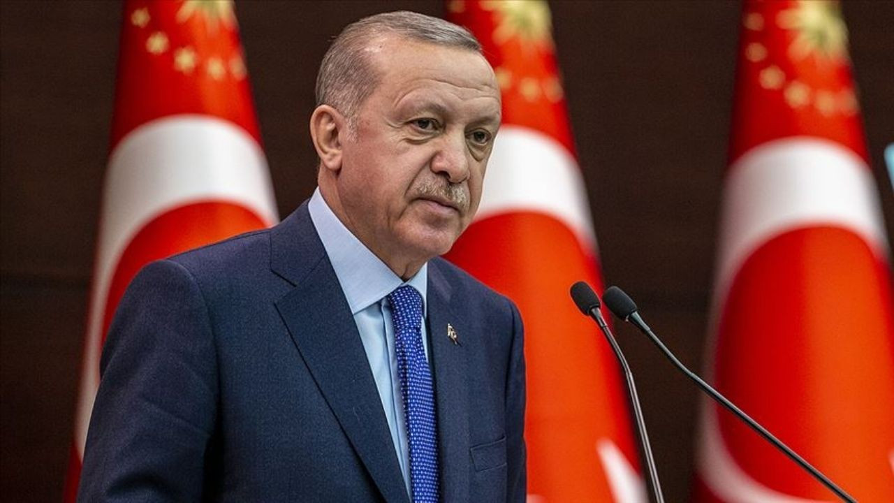 Cumhurbaşkanı Erdoğan'dan Kavala tepkisi