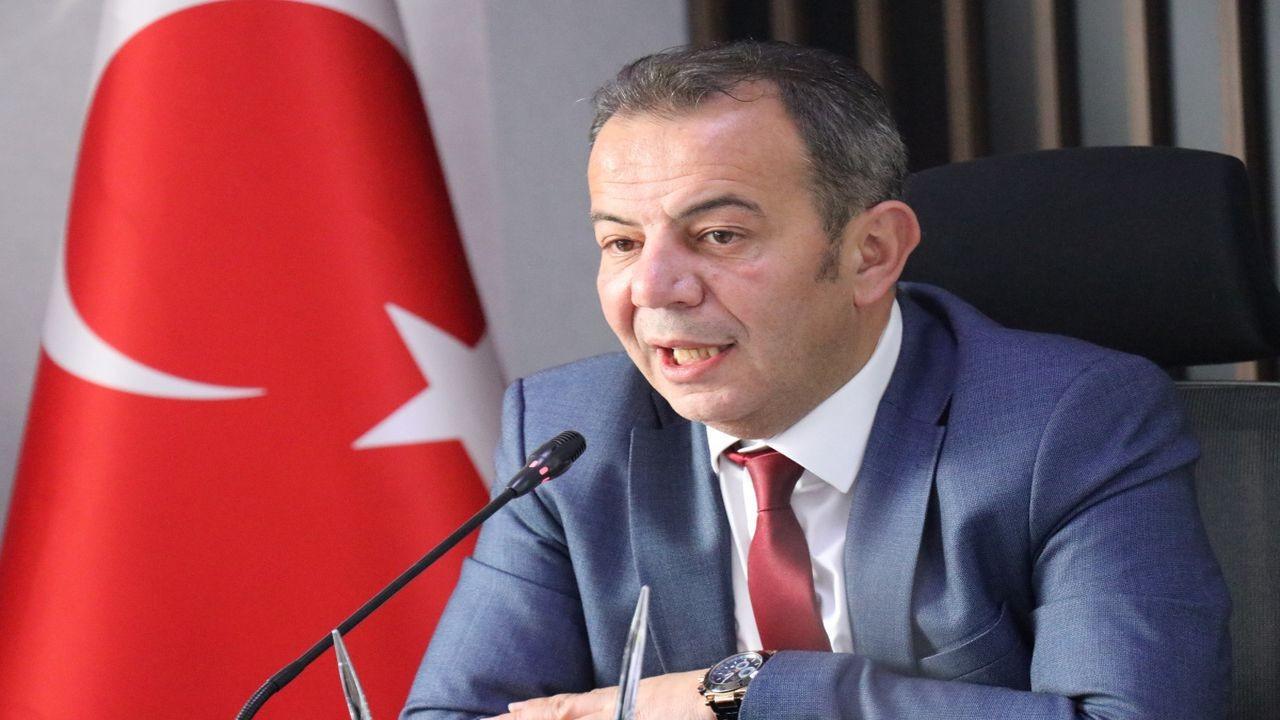 Tanju Özcan'dan CHP'ye disiplin resti!