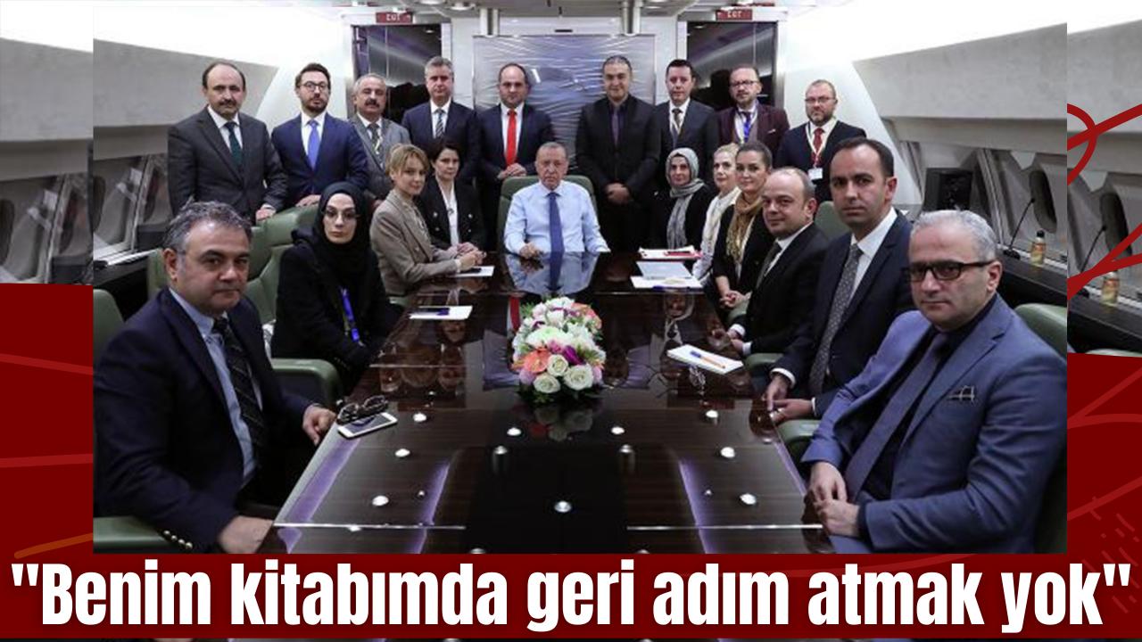 Cumhurbaşkanı Erdoğan: CHP ve HDP cibilliyetlerinin gereğini yaptı
