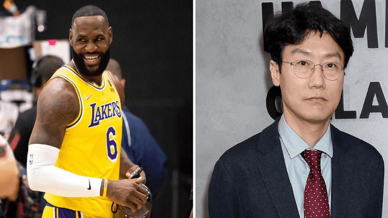"""Squid Game yönetmeninden dizinin sonunu beğenmeyen LeBron James'e: """"Tatmin olacaksa kendi çekebilir"""""""