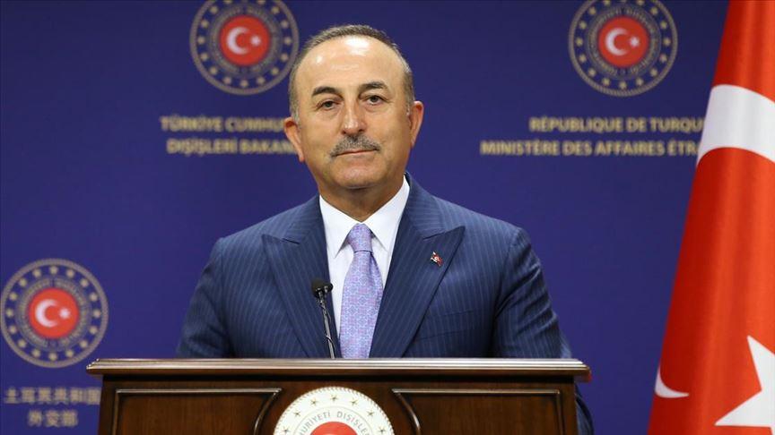 Dışişleri Bakanı Çavuşoğlu: NATO müttefiki Fransa Rusya'nın Libya'da mevcudiyetini artırmak için çaba sarf ediyor