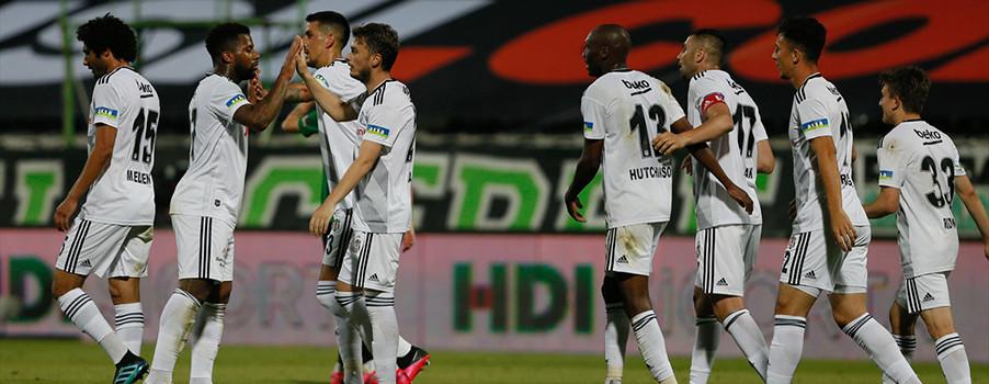 Beşiktaş'ın ŞL rakibi belli oldu