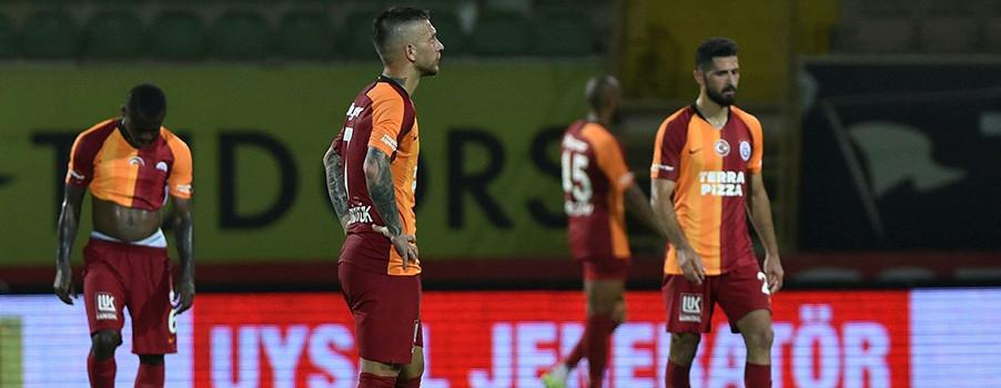 Galatasaray'a korona testi