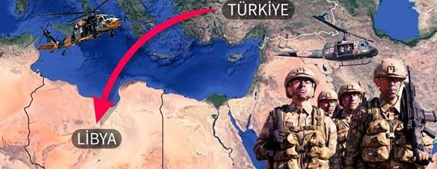 AB, Libya'da Türkiye'nin rolünü kabul etti