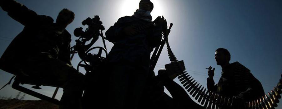 Libya'da yabancı savaşcı endişesi