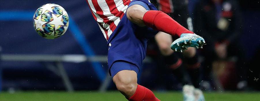 Atletico Madrid'de korona şoku