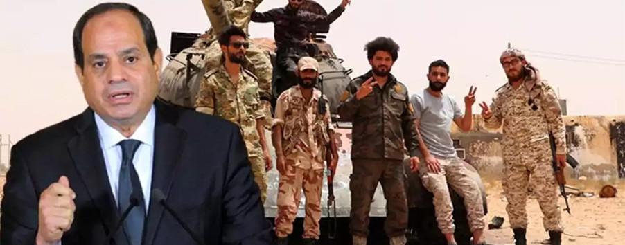Sisi Libya'ya asker gönderebilir mi?